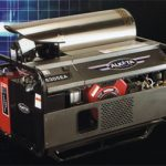 alkota gas & diesel driven pressure washers