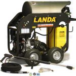 landa mhc hot water pressure washer
