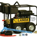 landa mp pressure washer