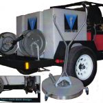 hydrotek mobile power wash