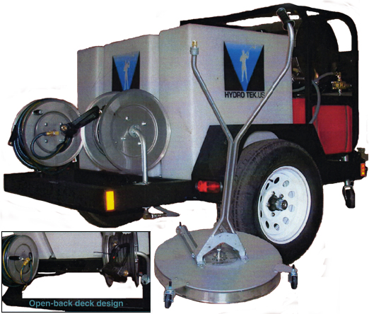 Hydrotek Pressure Washers For Sale Hydro Tek Parts