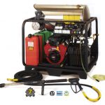 landa pghw hot water pressure washer