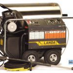 landa phws hot water pressure washer