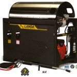 landa slx-slt hot water pressure washers