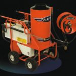 alkota 3205-2t hot water pressure washer