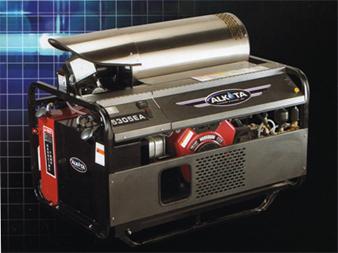 alkota 5305ea hot water pressure washer
