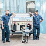 Pressure Washer Service