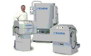 cuda aqueous parts washers