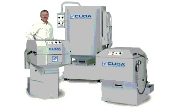 cuda aqueous parts washers