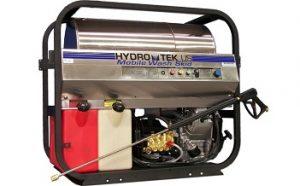 hydrotek pressure washers