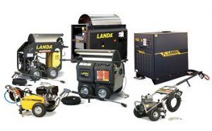 landa pressure washers