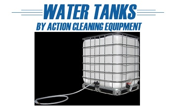 water tanks for pressure washing
