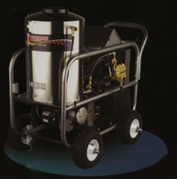 Alkota Cleaning Crew Xtreme Mobile Hot Water Pressure Washer