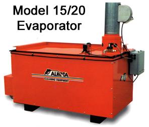 alkota waste water evaporator