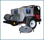 hydrotek mobile power wash