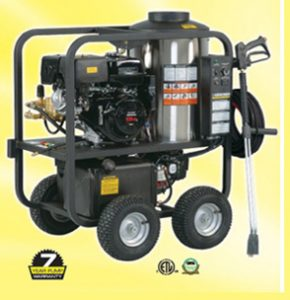 karcher portable gas powered pressure washers