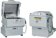 cuda top load aqueous automatic parts washers