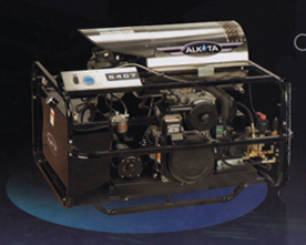 alkota 5507 hot water pressure washer