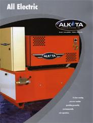 alkota all electric pressure washers