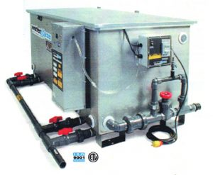 watermaze alpha oil-water separator