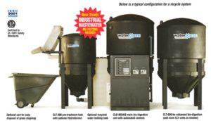 watermaze biosystem industrial waste water recycling system